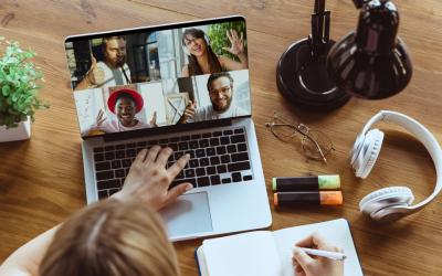 ¿Cómo poner límites si tu lugar de trabajo es tu hogar?